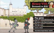 Fight Henry VIII Game