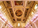 The Reubens Ceiling at Banqueting House