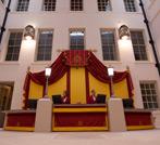 The ticket hall at Kensington Palace