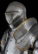 Field and tournament armour of Henry VIII, 1540