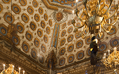 The Cupola Room at Kensington Palace