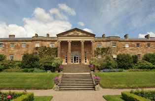 Hillsborough Castle South Portico