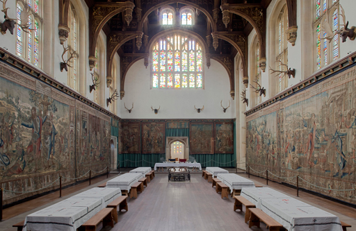 The Great Hall, Hampton Court Palace