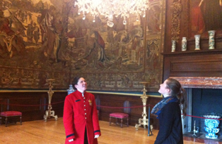 Student Placement at Historic Royal Palaces