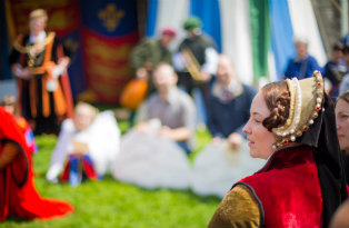 Anne Boleyn, Tudors at the Tower 2015