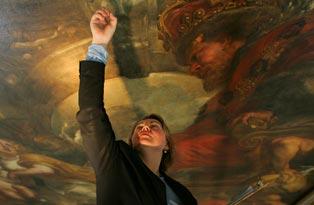 Rubens' ceiling