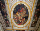 The Banqueting House ceiling