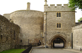 Conservation at the Tower of London