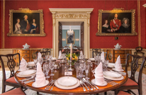 Small Dining Room at Hillsborough Castle