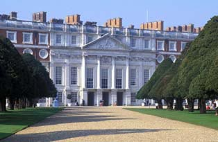 Informazioni su Palazzo Hampton Court