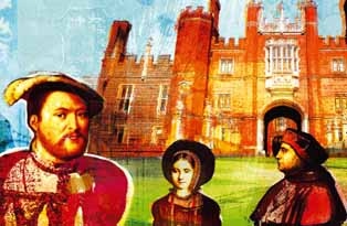 Young Henry VIII exhibition