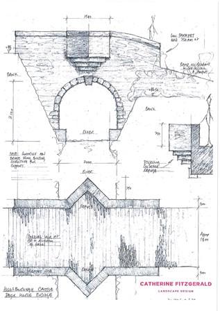 Hillsborough Castle new bridge plan