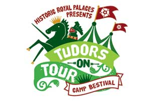 Tudors on Tour at Camp Bestival