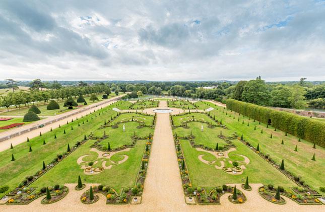 Roses In Garden: Visit The Beautiful Gardens At Hampton Court Palace