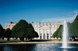A new palace