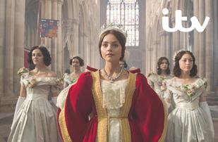 Victoria as queen