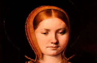 Young Katherine of Aragon