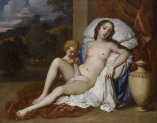 Portrait of Nell Gwyn as Venus c.1668, Peter Lely