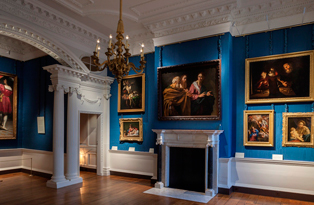 Cumberland Art Gallery interior view