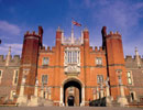 The West Front, Hampton Court Palace