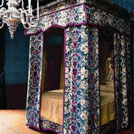 Mary of Modena's bed