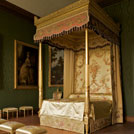 Queen Charlotte's state bed