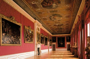 Discover the grand king 39 s state apartments at kensington Kensington palace state rooms