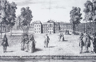 C18th East Front
