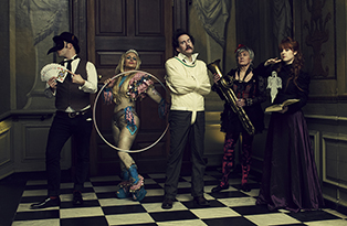 Midwinter Ball 2012 - promo image of performers