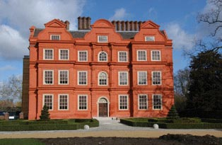 Kew Palace external