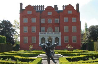 Back of Kew Palace