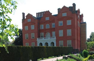 Kew Palace back