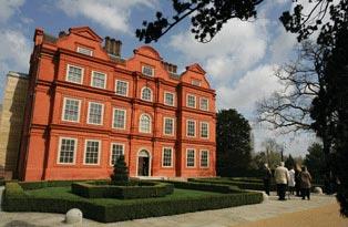Kew Palace exterior