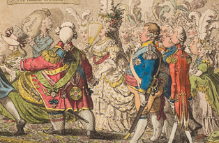 The Bridal Night, 18 May 1797 by James Gillray (c) Historic Royal Palaces-Lord Baker.jpg