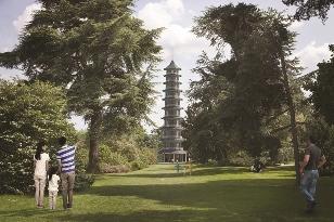 Kew Pagoda