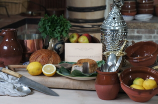 Georgian cook-along: promo image