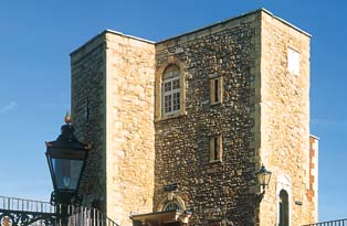 The Martin Tower