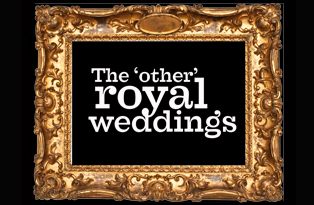 The 'other' royal weddings logo