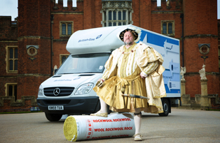 British Gas Rockwool partnership