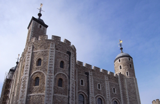 White Tower East Elevation