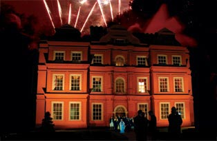Fireworks over Kew Palace