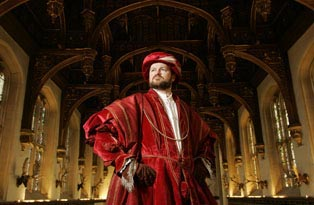 Henry VIII - costumed interpreter_image 2