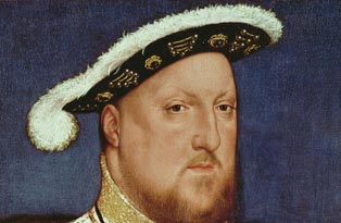 Play our Henry VIII morph