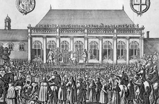 Execution of Charles