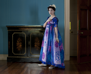 Fabric of Cultures - community fashion exhibition, in partnership with Kensington Palace