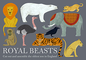 Book cover of Royal Beasts