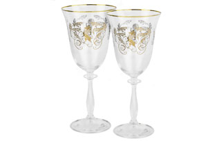Kensington Palace wine glasses