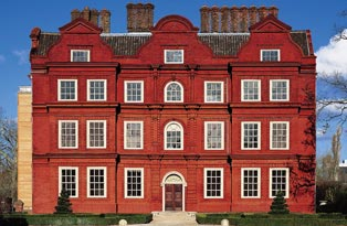 Learn About The Early Days of Kew Palace, Built By Samuel Fortrey