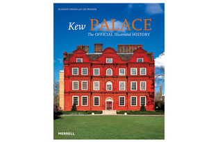 Kew Palace guidebook