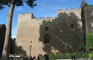 The Beauchamp Tower, at the Tower of London